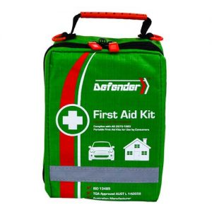 Defender Series 3 Home and Recreation Soft Pack First Aid Kit