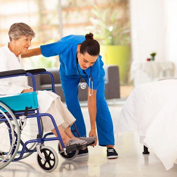 helping-wheelchair